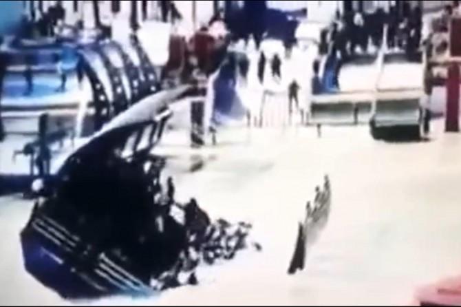 100 kişinin öldüğü feribot faciasına ait yeni görüntüler çıktı