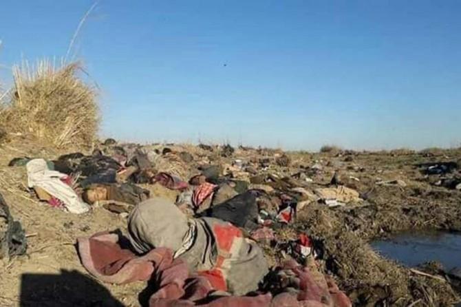 Amerîka û PKK/YPGê li Baxozê sîwîlan qetil kirin