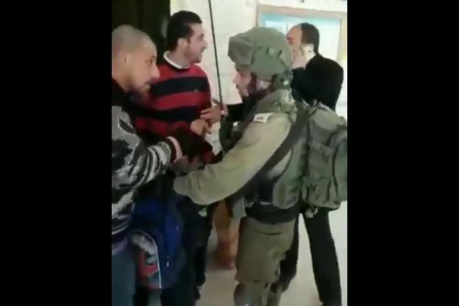 İşgalci siyonistler yine bir çocuğu hedef aldı