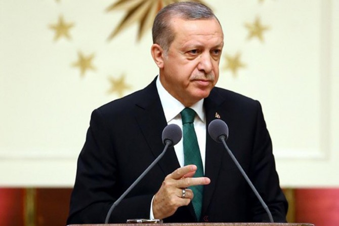 Erdogan: Em ê qetîyen destûr nedin ku îşxala li Girên Golanê bê meşrûkirin