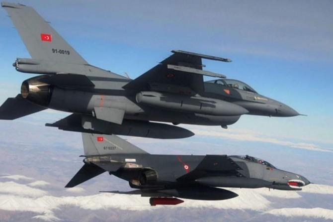 PKK'ye ait mühimmat deposu imha edildi
