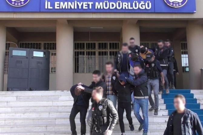 Şırnak'ta uyuşturucu operasyonu