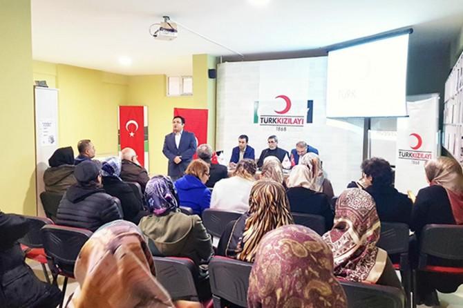 Mardin'de Kızılay Artuklu Şubesi kuruldu