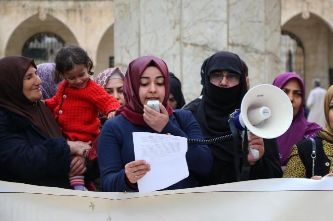 Kudüs Anneleri Şehid Şeyh Ahmet Yasin'i unutmadı