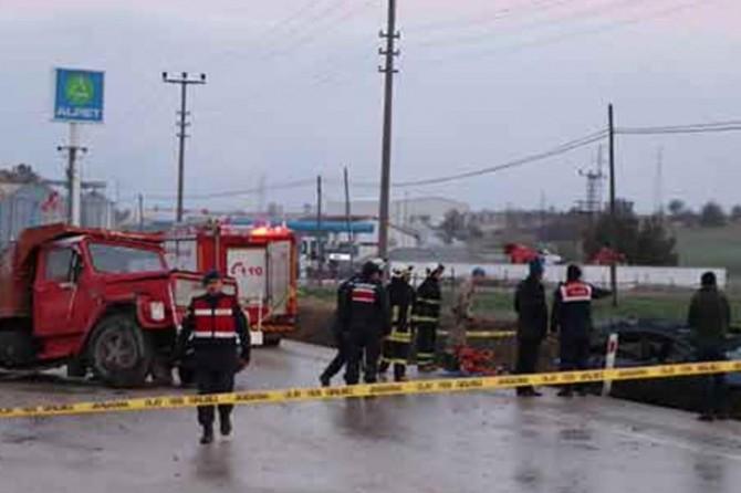 Kastamonu'da trafik kazası: 3 asker hayatını kaybetti