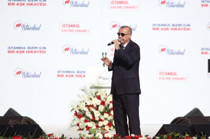 Erdoğan finans sektörlerine: Bedelini çok ağır ödeyeceksiniz