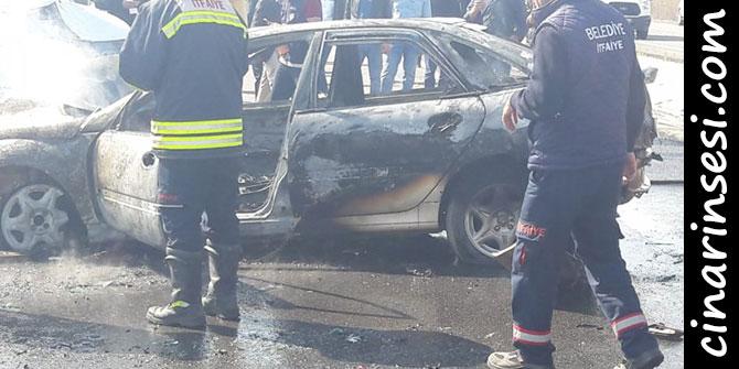 Bismil-Batman karayolunda zincirleme trafik kazası: 6 yaralı