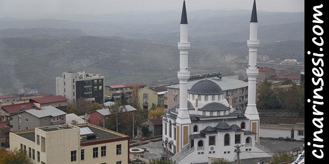 Kulp Merkez Camii ibadete açıldı