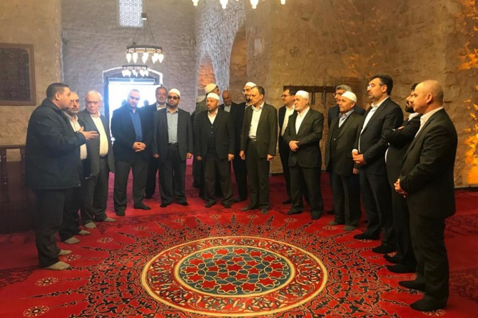 Bölge müftüleri Siirt'te toplandı