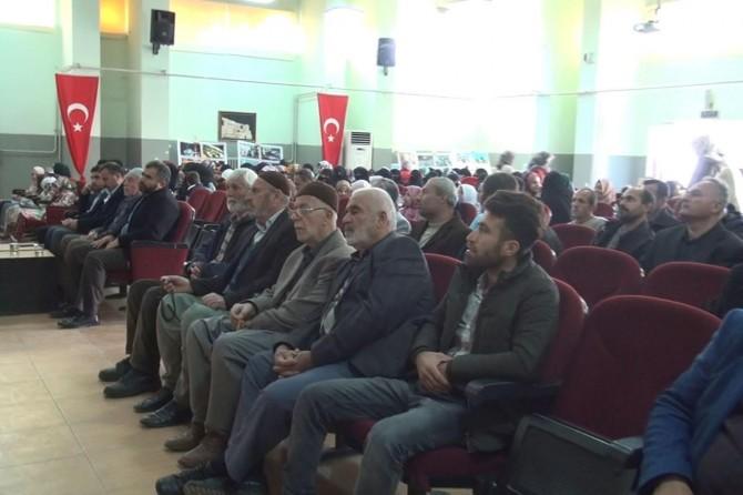 Mazıdağı'nda Dünya Mustazaflar Haftası etkinliği