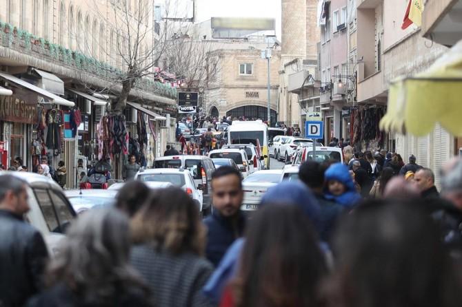 Mardin turizminde bahar yoğunluğu