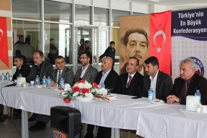 Bitlis'in Dünü Bugünü ve Yarını konferansı