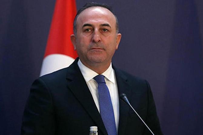 Çavuşoğlu: ABD bir kez daha uluslararası hukuku yok saydı