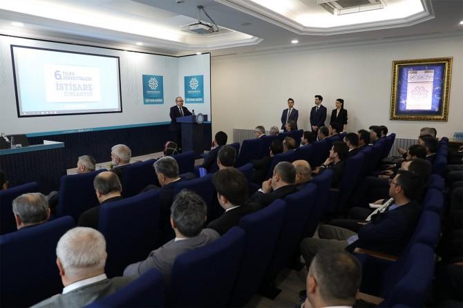 Türkiye Maarif Vakfı 6. Ülke Direktörleri İstişare Toplantısı başladı