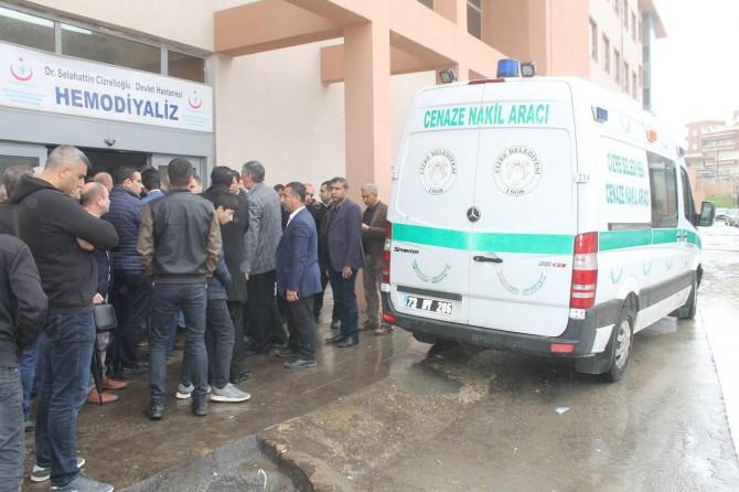 Cizre'de selde hayatını kaybedenler memleketlerine gönderildi