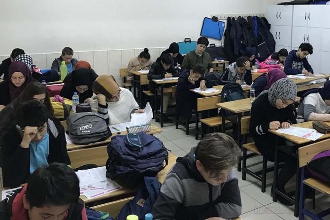 Acıpayam'da okullara deprem tatili