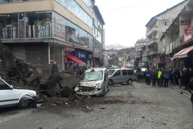 Bitlis'te facianın eşiğinden dönüldü