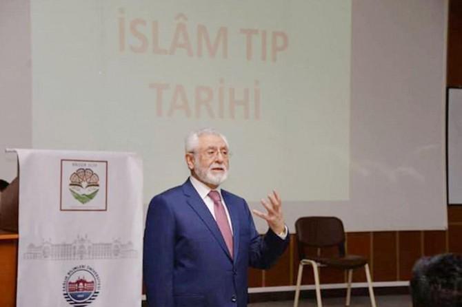 İslam medeniyetinin önemli alanlarından birisi tıp ilmidir