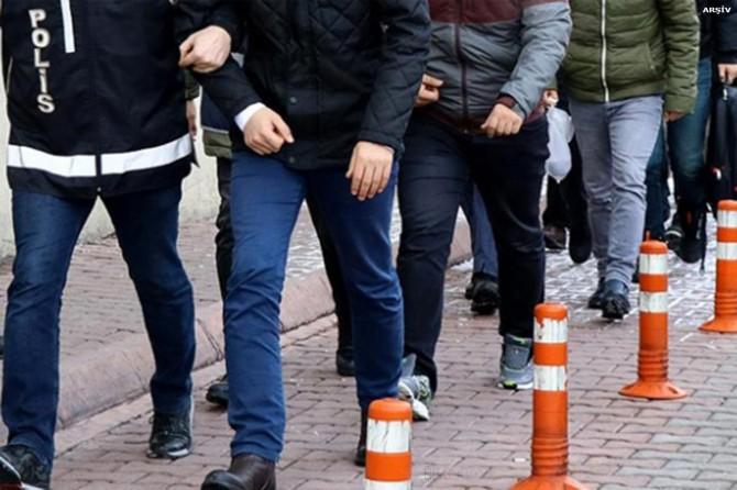 Van'da PKK operasyonu: 16 gözaltı
