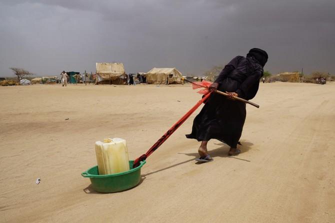 Yemen'de 18 milyon insan temiz su ve sıhhi hizmetlere erişemiyor
