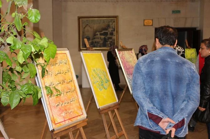 Hat sanatı İslam medeniyetinin önemli verisidir