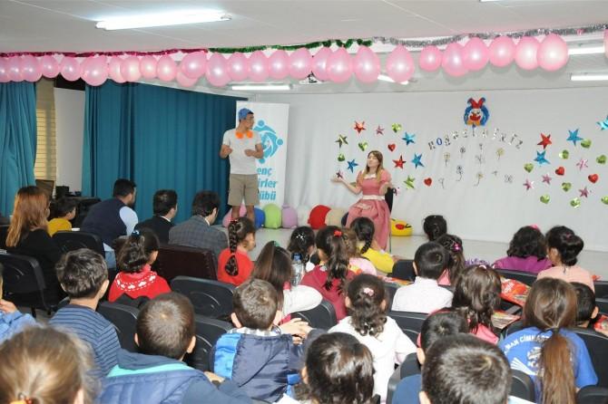 MYO Çocuk Gelişimi Programı Drama Salonu açıldı