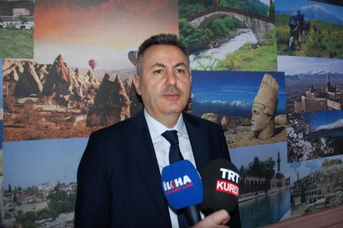 Ağrı Valisi Süleyman Elban: Kapalı köy yolu, ulaşılamayan sandık yok