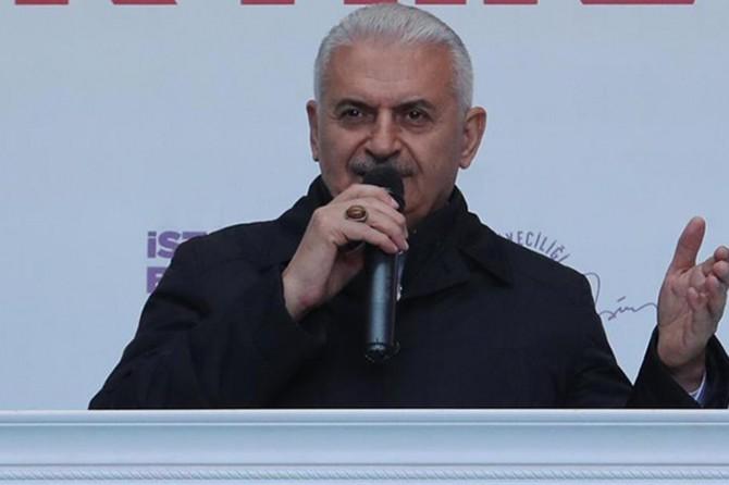Yıldırım: İstanbul'da seçimi kazandık