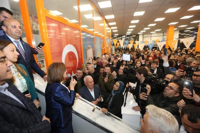 Gaziantep'te kazanan AK Parti oldu