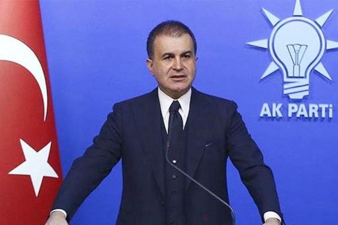 AK Parti Sözcüsü Çelik: Sandığa giden her oyun takipçisiyiz
