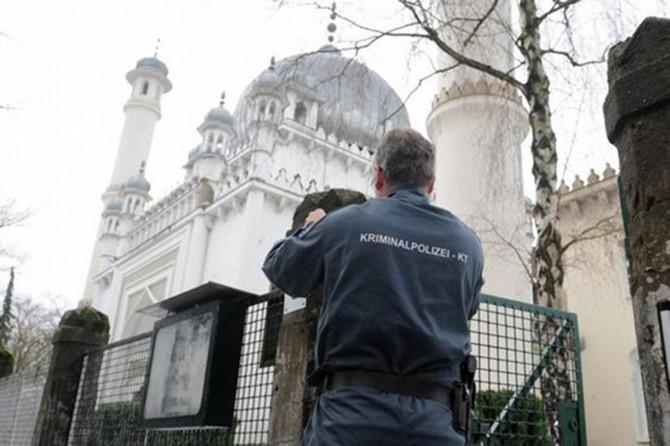 Almanya'da 2018 yılında Müslümanları hedef alan suçlar