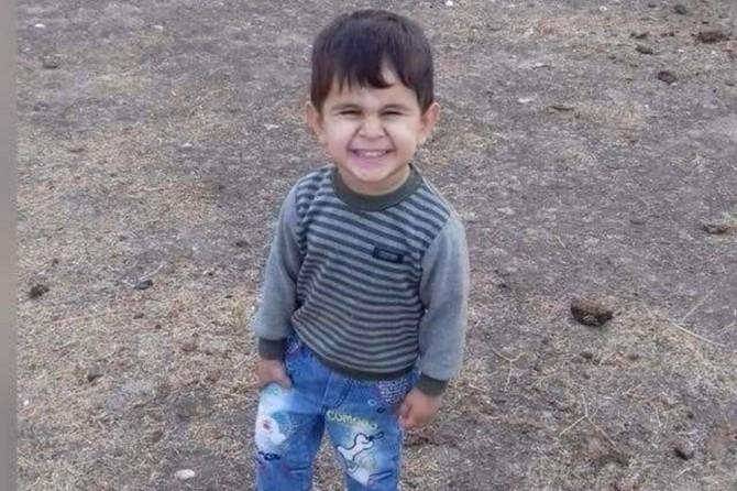 Kaybolan 3 yaşındaki çocuğun cansız bedeni bulundu