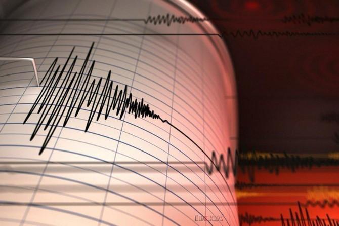Sivrice'de 5,2 büyüklüğünde deprem