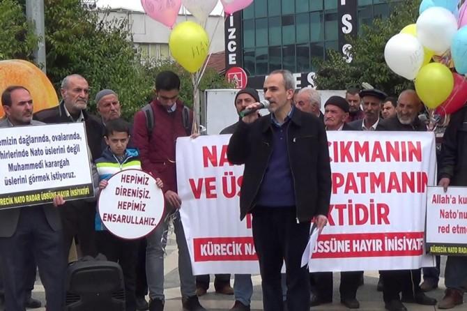 NATO'ya ve üslerine hayır!