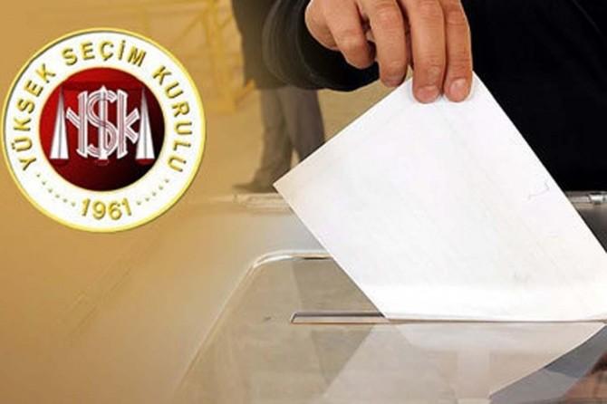 HDPli adaya KHK gerekçesiyle mazbatası verilmedi