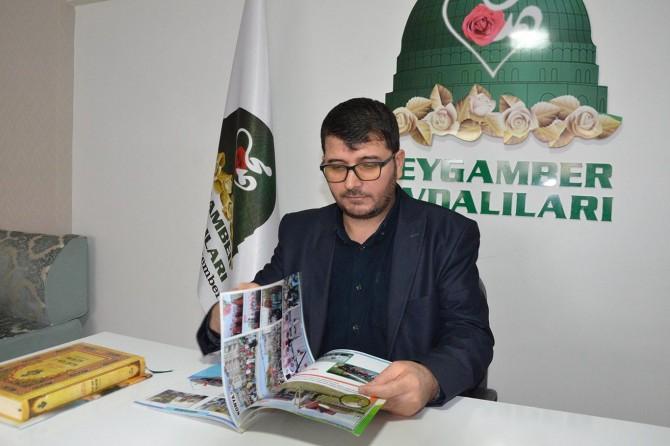 Diyarbakır'da Mevlid-i Nebi etkinliği hazırlıkları başladı