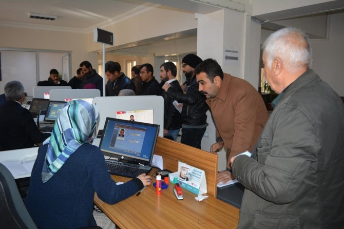 Diyarbakır'da nüfus müdürlüğü hafta sonu açık olacak