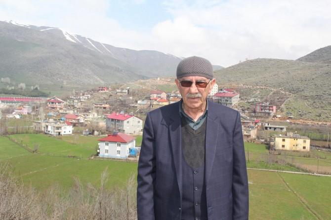 Muhtar seçildiği köye 43 yıldır adaletle hizmet ediyor