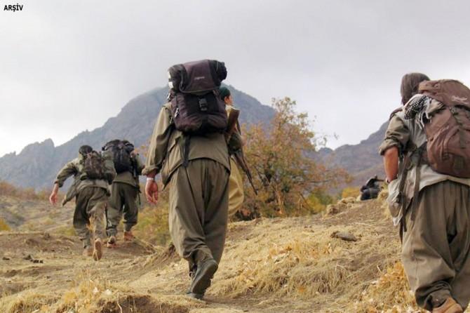 Silopi 4 PKK'li teslim oldu
