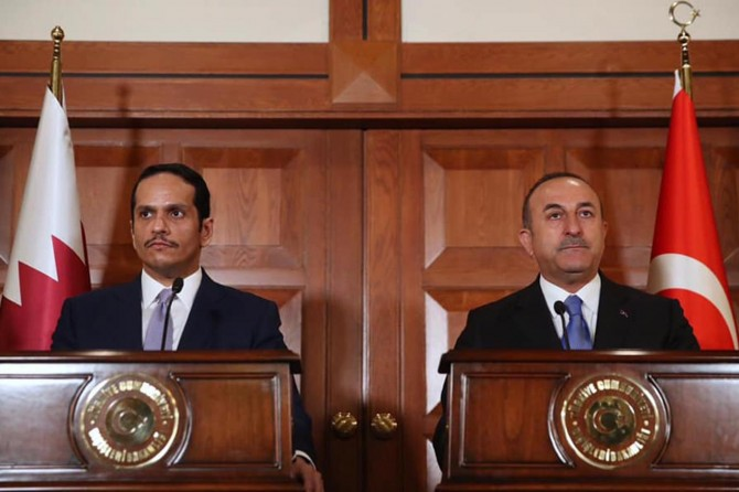 Bakan Çavuşoğlu: Libya'da çatışmaları destekleyenler var