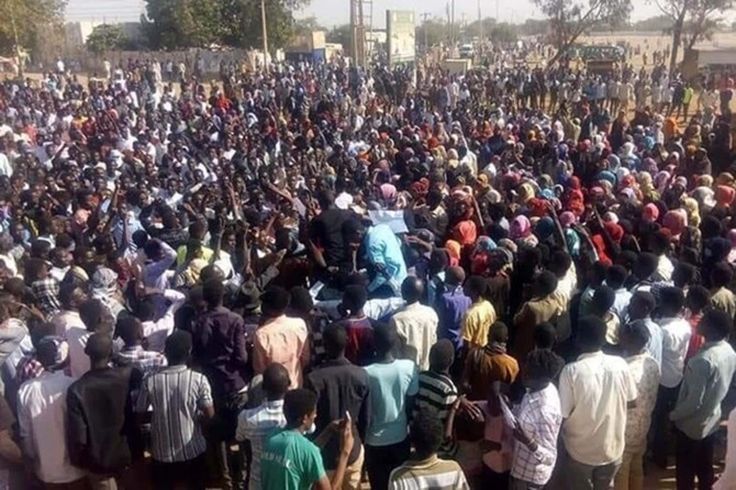 Protests continue in Sudan despite military coup