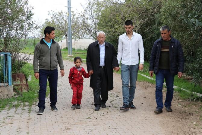 Türkiye'nin en yaşlı muhtarı Kilis Elbeyli'de