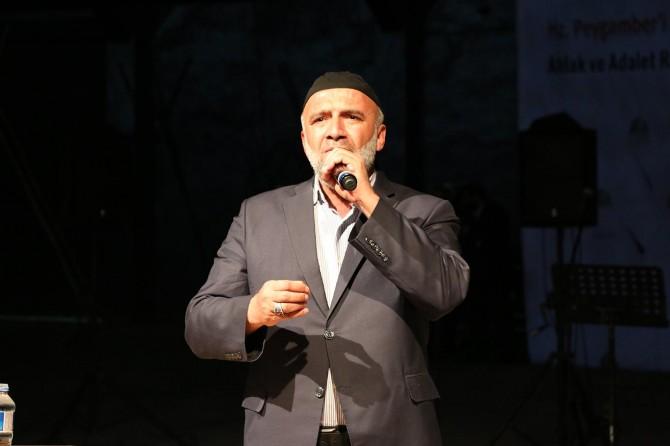 Adana'da Muhammedi sevda yankılandı