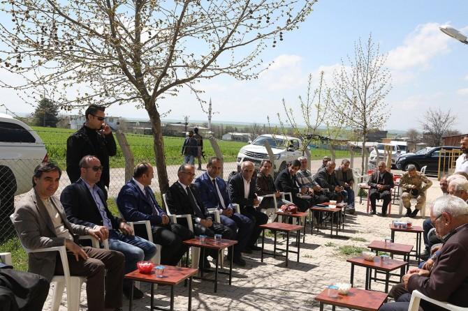 2019 Süne Mücadelesi Bilgilendirme Toplantısı yapıldı