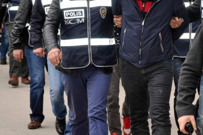 Mardin merkezli FETÖ operasyonu: 5 gözaltı