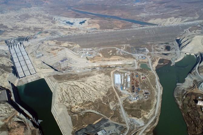 Ilısu Barajı'nda su toplanılmaya başlanacak