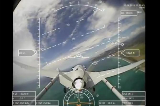 Turkiye-made armed drone conducts first test flight