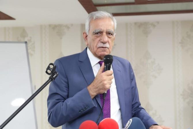 """Ahmet Türk'ten """"belediye borcu"""" tepkisi"""