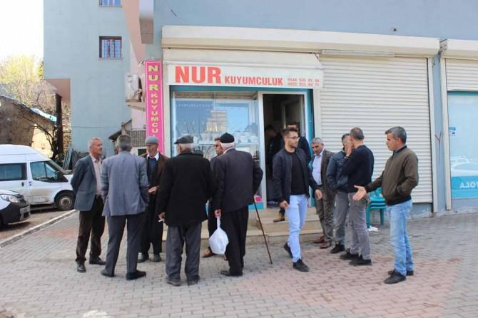 Şırnak'ta polis kıyafetiyle soygun girişimi