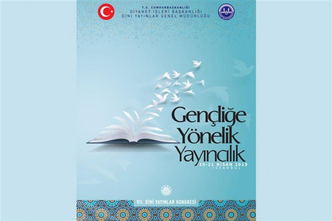 7. Dini Yayınlar Kongresi İstanbul'da başlıyor